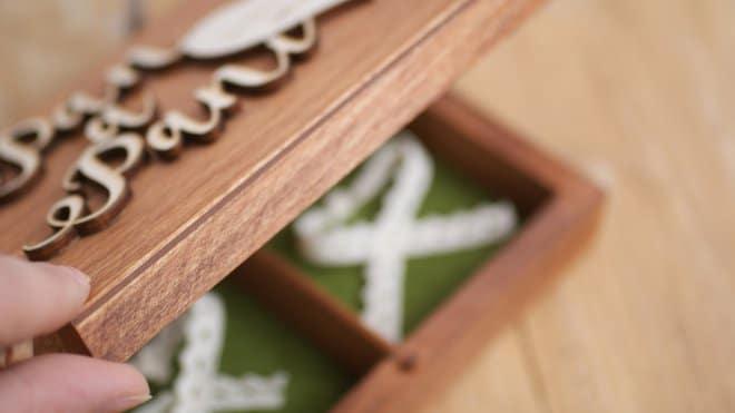 krabička na prstienky elart