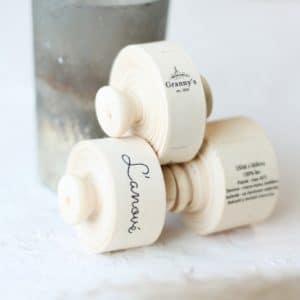 Bavlnené štítky